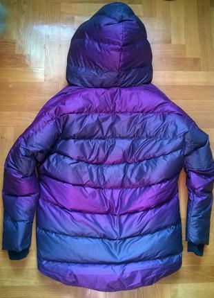Распродажа 1 день! ультрамодная oversize cocoon куртка, пуховик-парка, nike uptown 550 parka l, xl4
