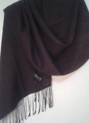 Шаль накидка шерстяная codello шарф теплый+300шарфов платков на странице