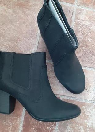 Ботинки clarks, куплены в америке, большой размер
