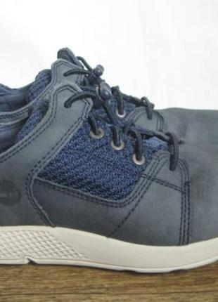 Кожаные ботинки timberland р. 35