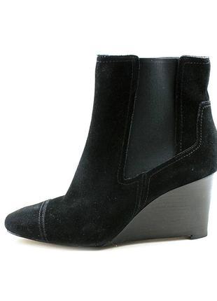 Демисезонные ботинки nine west, обувь из сша, большой размер