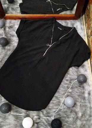 Блуза кофточка топ на молнии select