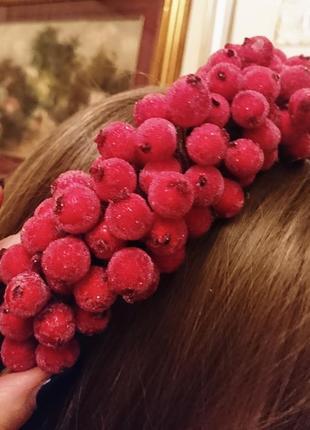Обруч для волос ,ручной работы