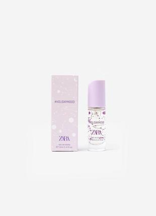Zara #holidaymood 12мл, фруктовий аромат! оригінал, іспанія!