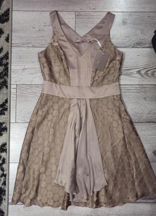 Стильне нарядне вечірнє плаття