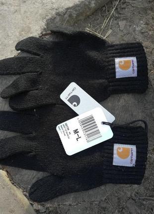 Перчатки carhartt новые