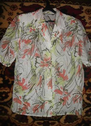 Рубашка прозрачная erfo