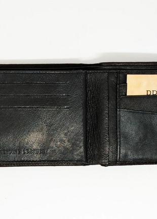 Мужской  кожаный  кошелёк /портмоне ,италия