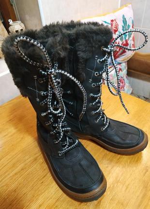 Зимние термо ботинки merrell сапоги
