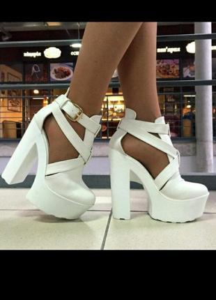 Продам летние туфли!!!