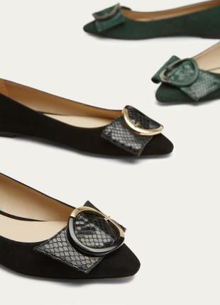 Балетки ,туфли massimo dutti