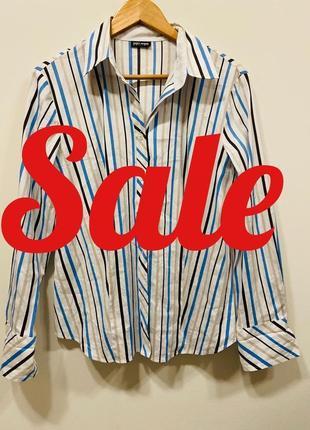 Рубашка gerry weber edition p.42. #534. -50% от цены на весь товар до 14.02.2020