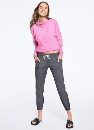 Спортивные брюки джоггеры скини штаны skinny jogger victoria's secret