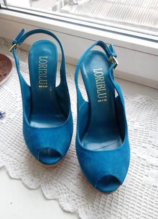 Туфли loriblu.