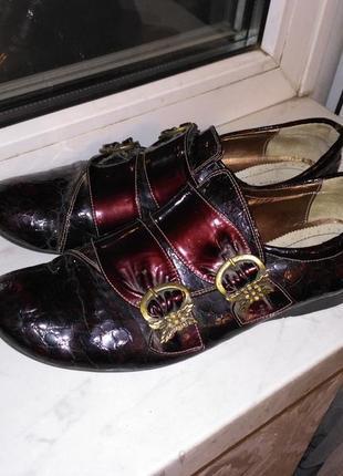 Туфли мокасины carnaby