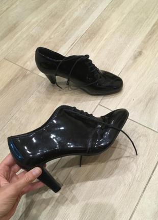 Деми ботиночки натуральная кожа!!!