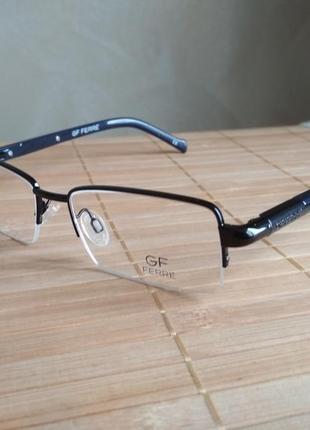 Мужская фирменная оправа для очков, медицинская очки g.ferre ff264 03 оригинал