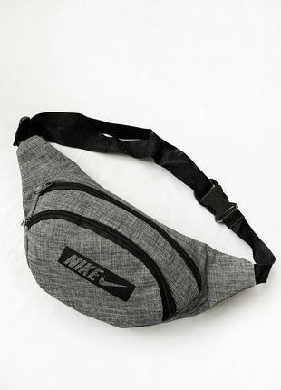 Новая стильная бананка на пояс / поясная сумка / сумка через плечо / барсетка