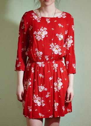Стильное платье от н&м