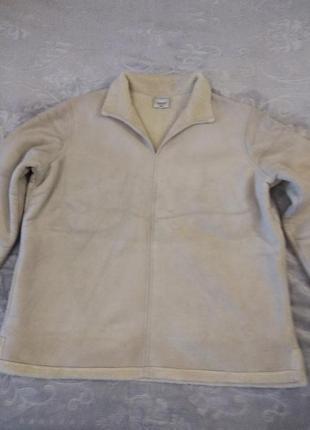 Куртка тёплая без застёжки