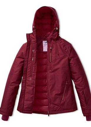 Зимняя .теплющая лыжная куртка, ecorepel, tcm tchibo германия,