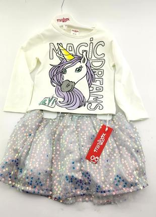 Детский костюм на девочку 2 3 4 5 лет