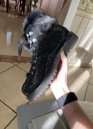 Ботинки lola cruz, оригинал, новые.
