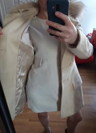 Phard красивое пальто размер xs