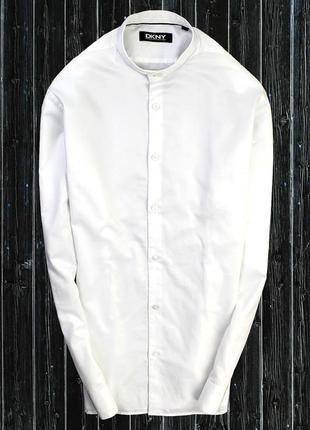 Стрейчевая рубашка от дорогого бренда