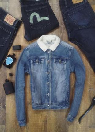 Шерпа с мехом new look. шерпа new look . куртка джинсовая. шерпа levis. винтаж
