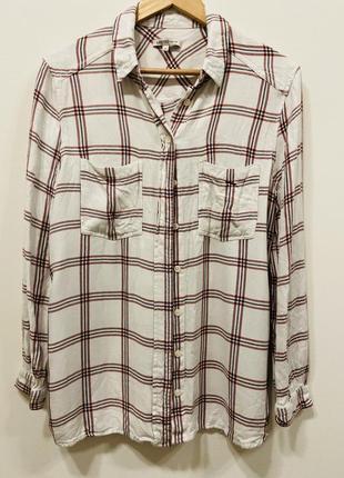Рубашка marks& spenser p. 12 # 562. -50% на весь товар до 14.02.2020