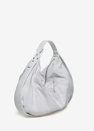 Брендовая кожаная сумка vic matie