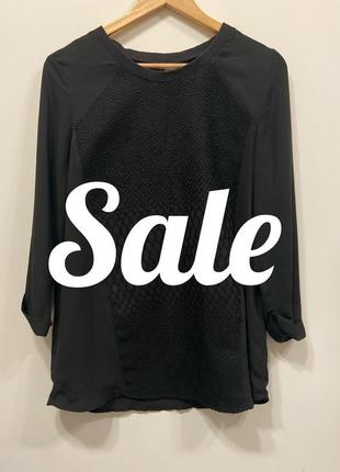 Блуза h&m p.36/6. #539. -50% на весь товар до 14.02.2020