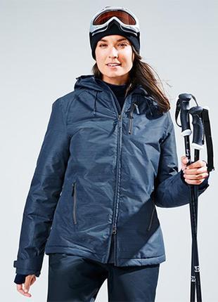 Шикарная, тёплая лыжная и сноуборд куртка tchiboгермания 44 евро наш 50