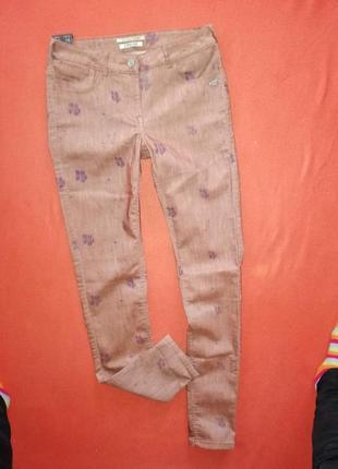 Новые брендовые джинсы брюки скинни maison scotch 29/34