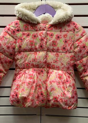 Куртка mothercare на 2-3 года рост 98 см