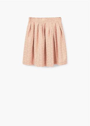 Красивая нарядная юбка mango - от 4 до 9 лет