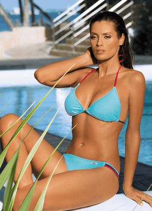Голубой купальник-бикини elin2 344 marko
