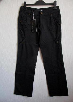 Sale -50%! котоновые брюки sunshine