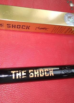 Тушь для ресниц yves saint laurent the shock mascara volume effect faux cils