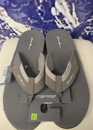 Шлепки eddie bauer break point flip flop