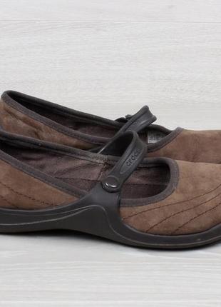Женские балетки crocs оригинал, размер 38 (туфли)