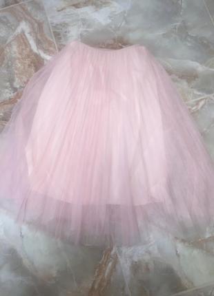 Воздушная юбка