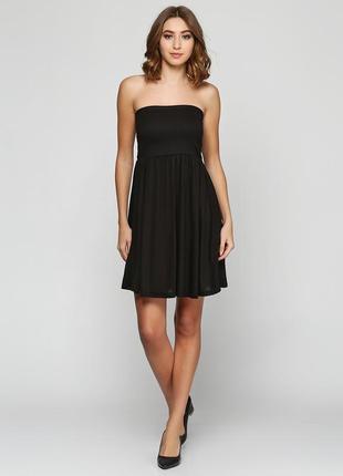 Sale -50%! трикотажное платье-бандо esmara