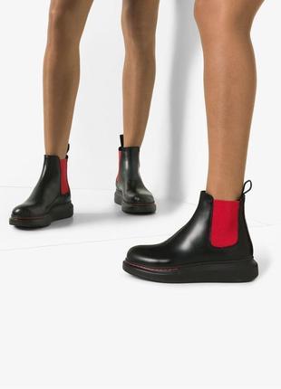 Стильные ботинки alexander mcqueen