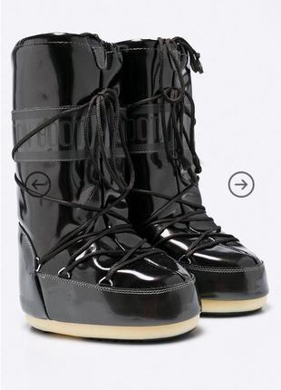 Moon boot vinile met луноходы новые оригинал сапоги