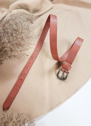 Пояс карамельно-коричневого кольору reserved