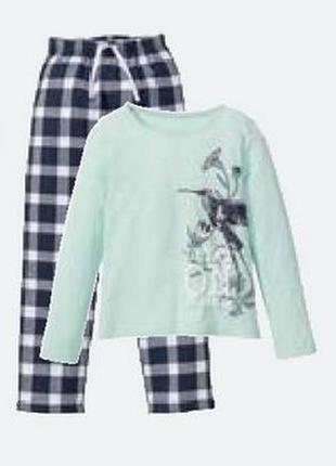 Пижама для девочки pepperts германия