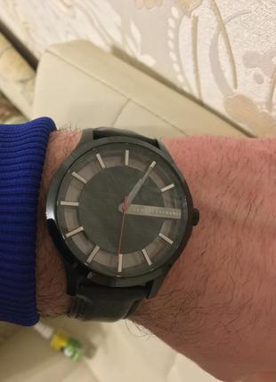 Мужские наручные часы armani exchange ax2180