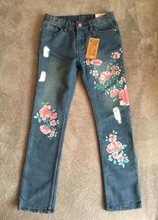 Нові джинси з німеччини 152 см (11-12 років).